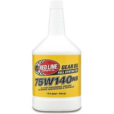 Red Line 57104 75W-140 NS Gear Oil - 1 Quart