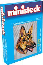 Ministeck Pixel Puzzle (31308): Berger Allemand 1350 pièces