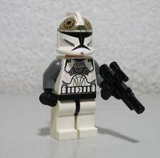 Clone Gunner Clone Trooper 8014 8039 Star Wars LEGO Minifigure Figure