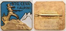 914) Distintivo 1 Alpini Battaglione Ceva