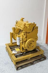 CAT Caterpillar 3126E 3V Late Block 9SZ Truck Motor Complete Jasper Rebuild