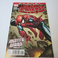 Amazing Spider-Man #38 Annual Identity Wars Part 1 of 3 Hulk & Deadpool App