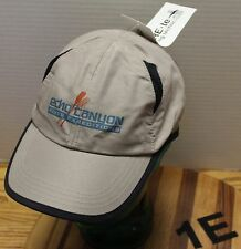 NWT ECHO CANYON RIVER EXPEDITIONS COLORADO HAT QUICK DRY BEIGE ADJUSTABLE