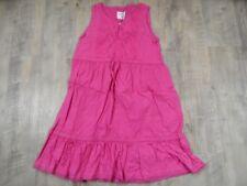 H&M LOGG schönes Kleid pink m. Stickereien Boho Gr. 158 TOP  RC1117