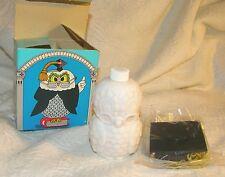 1977 Avon SWEET HONESTY Cologne Perfume Dr. Hoot Owl Professor