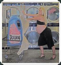 Think large huge oversized advertising downy laundry freshner store display prop