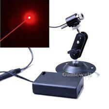 250mW Laser Diode Modul 650nm Rot Laserdiode Set mit Ständer und Batteriefach