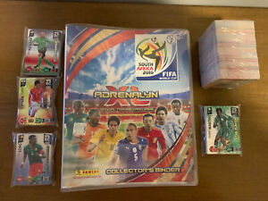 Panini Adrenalyn XL South Africa World Cup 2010 complete Set 350 cards