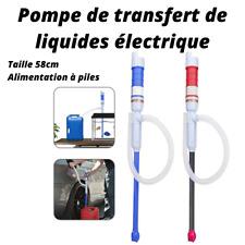 Pompe Electrique à Essence Universelle Transfert de liquides voiture Siphon NEW