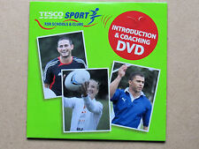 TESCO SPORT FOR SCHOOLS & CLUBS INTRODUCTION & COACHING CD ROBINSON LAMPARD