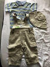 Baby Togs Kidswear Three 3 Piece Set 6-9months