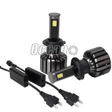 New H7 80W 8000LM CREE LED Headlight Kit Beam Bulbs 6000K High Power