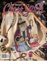 For The Love Of Cross Stitch Magazine 19 Patterns January 1997