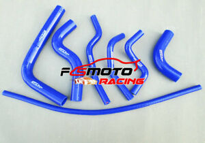 Silicone Radiator Hose For Suzuki Samurai Sierra Jimny JA51 SJ413/SJ410 BLUE