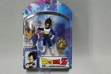 Dragon Ball Z 2005 SS Vegeta 10th Anniversary Collector Edition