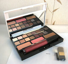 ESTEE LAUDER PURE COLOR Envy tavolozza SCULTURA EYESHADOW & Blush + 1 LIP GLOSS