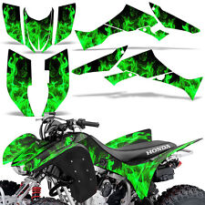 Honda TRX300EX ATV Graphics Kit Quad Decal Sticker Wrap TRX 300 EX 07-12 ICE GRN