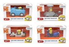 Original Minions - Die Cast Vehicles - Auto Motorrad U-Boot Roller Mondo Motors