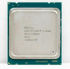 Intel Core i7-4930K CPU 6-Core 8-T 3.4GHz 12MB SR1AT 130W LGA2011 Processor