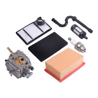 Vergaser Luftfilter Zündkerze Set für Stihl TS400 TS 400 Trennschleifer A5