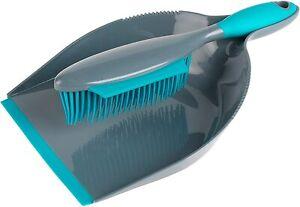 🔥 Beldray®  Pet Plus+ Rubber Dustpan with Brush Set, Compact Design
