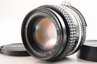 【TOP MINT+】NIKON AIS NIKKOR 50mm F/1.4 MF Manual Focus Camera Lens From JAPAN
