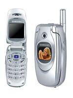 Samsung SGH-E600C Silver Silber E600 Ohne Simlock