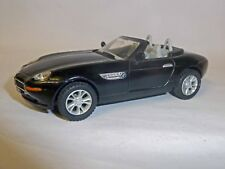 BMW Z8 Convertible Model by KInsmart Scale 1:36 Alloy Diecast Black
