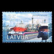 Latvia 2012 - Latvian Ports Ventspils Ships Transport - MNH