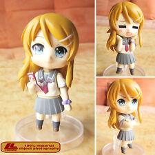 """Anime ORE NO IMOUTO Oreimo Kirino Kosaka Nendoroid 142 4"""" PVC Action Figure Toy"""