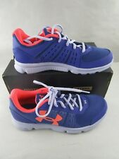 NEW UNDER ARMOUR Micro G Speed Swift shoes girls, NEW Size 6Y  Speedswift1.1