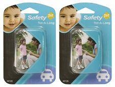 Safety 1st Tot-A-Long Toddler Child & Kids Safety Wrist Straps - Color Vary 2 Ct
