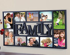 Living Room Rectangle Multi-Picture Frames