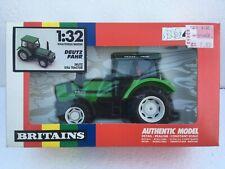 BRITAINS FARM TOYS 9524 DEUTZ FAHR DX 6.50 TRACTOR