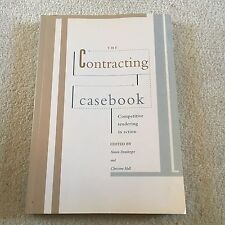 SIMON DOMBERGER. THE CONTRACTING CASEBOOK. 0644431245