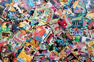 25 ASSORTED US COMICS, MARVEL, DC, INDEPENDENTS, JOB LOT GRAB BAG BARGAIN