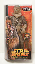 Star Wars Revenge of the Sith 12� 1/6 scale figure Chewbacca K B Toys Exclusive