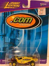 Johnny Lightning 1:64 Die Cast YAHOO .com Racers Indy Car 1999