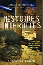 livre: Douglas Kenyon: histoires interdites. cristal. G