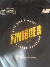New Balance London Marathon 2018 Finisher's T-Shirt SMALL only £7.99