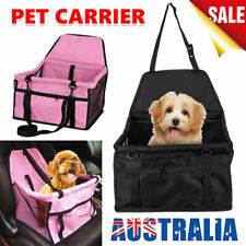 Pet Dog Car Booster Seat Cover Carrier Basket Protector Puppy Travel Waterproof