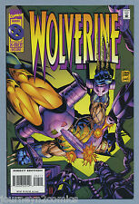 Wolverine #92 1995 Sabretooth, X-Men, Vindicator & Guardian Hama Kubert Marvel E