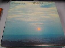 CHICK COREA GARY BURTON CRYSTAL SILENCE RECORD ALBUM