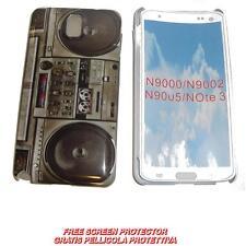 Pellicola+custodia BACK COVER IMD STEREO per Samsung Galaxy Note 3 N9000 (B6)