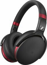 Sennheiser-HD 4.50 Wireless NC Over-the-Ear Headphones Black/Red Special Edition