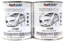 2 Dupli Color Customwrap Removable Coating Matte Arctic White Spray On Peel Off