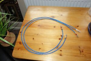 KIMBER KC1 CINCH Kabel 2x 1 Meter, Orginal, Top-Zustand !!!
