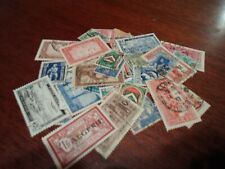 Collection lot 40 different stamps of Algeria
