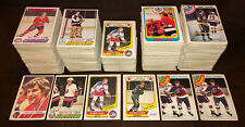 1977-1978 Lot of 4 OPC NHL-WHA Hockey Sets w/Extra Mike Bossy RC