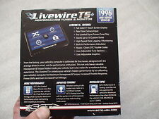 Ford F250 F350 powerstroke Diesel New SCT 5015P livewire programmer tuner device